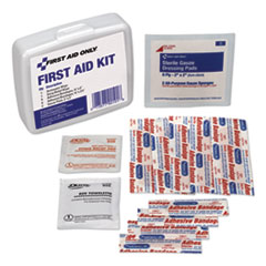 PhysiciansCare® by First Aid Only® First Aid On the Go Kit, Mini, 13 Pieces/Kit