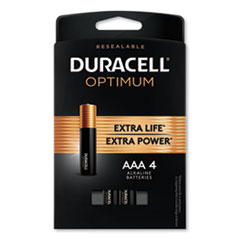 Duracell® Optimum Batteries