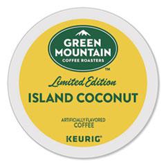 Green Mountain Coffee® Island Coconut® Coffee K-Cup® Pods