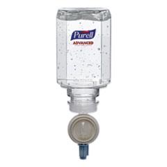 PURELL® Advanced Refreshing Gel Hand Sanitizer, Clean Scent, 450 mL, 8/Carton
