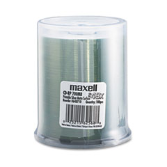 Maxell® CD-R Printable Recordable Disc