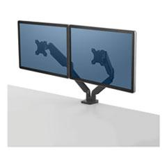 Fellowes® Platinum Series Dual Monitor Arm