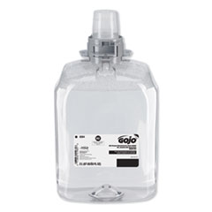 GOJO® E2 Foam Handwash with BAK, 2,000 mL Refill, 2/Carton