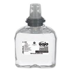 GOJO® E2 Foam Handwash with BAK, 1,200 mL Refill, 2/Carton