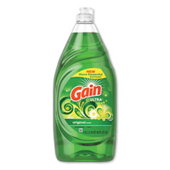 Gain® Dishwashing Liquid, Gain Original, 38 oz Bottle