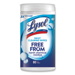 LYSOL® Brand Daily Cleansing Wipes