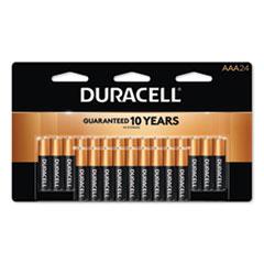 CopperTop Alkaline Batteries, AAA, 24/Box