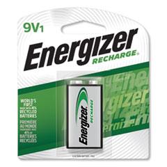 Energizer® NiMH Rechargeable 9V Batteries