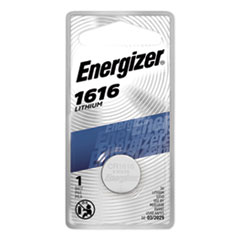 Energizer® 1616 Lithium Coin Battery, 3V