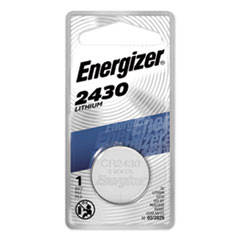 Energizer® 2430 Lithium Coin Battery, 3V