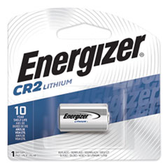 Energizer® CR2 Lithium Photo Battery, 3V