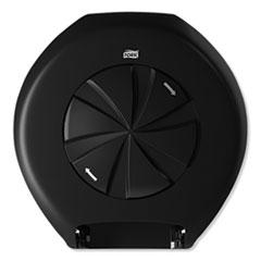 Tork® 3 Roll Bath Tissue Roll Dispenser for OptiCore, 14.12 x 6.31 x 14.56, Black
