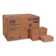 Tork® Xpressnap Interfold Dispenser Napkins, 2-Ply, Bag-Pack, 13 x 8.5, Natural, 500/Carton