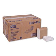 "Tork® Universal Lowfold Dispenser Napkins, 1-Ply, 7"" x 12"", White, 334/PK, 24PK/CT"