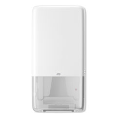 Tork® PeakServe Continuous Hand Towel Dispenser, 14.57 x 3.98 x 28.74, White