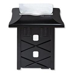 Tork® Xpressnap In-Counter Napkin Dispenser, 9.9w x 7d x 13.5h, Black