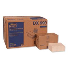 "Tork® Xpressnap Interfold Dispenser Napkins, 2-Ply, 6.5"" x 8.5"", White, 6000/Carton"