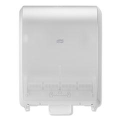 Tork® Mechanical Hand Towel Roll Dispenser, H80 System, 12.32 x 9.32 x 15.95, White