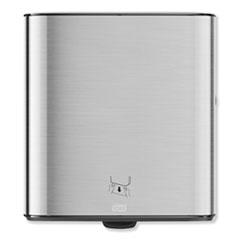 Tork® Image Design Matic Hand Towel Roll Dispenser, 13.58 x 8.07 x 15.75, Stainless Steel