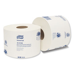 Tork® Universal Bath Tissue Roll with OptiCore, Septic Safe, 2-Ply, White, 865 Sheets/Roll, 36/Carton