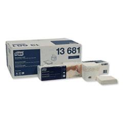 Tork® Premium Xpressnap Interfold Dispenser Napkins, 2-Ply,8.5x8.5,White,500/PK,8PK/CT