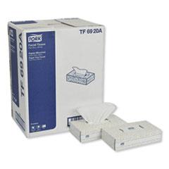 Tork® Premium Facial Tissue, 2-Ply, White, 100 Sheets/Box, 30 Boxes/Carton