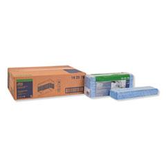 Tork® Low-Lint Cleaning Cloth, 15.4 x 12.8, Blue, 80/Bag, 5 Bags/Carton