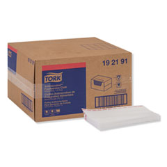 Tork® Foodservice Cloth, 13 x 24, White, 150/Carton