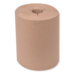 "Tork® Universal Hand Towel Roll, Notched, 8"" x 425ft, Natural, 12 Rolls/Carton"