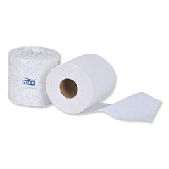 Tork® Advanced Bath Tissue, Septic Safe, 2-Ply, White, 500 Sheets/Roll, 80 Rolls Carton