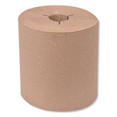 "Tork® Universal Hand Towel Roll, Notched, 8"" x 800 ft, Natural, 6 Rolls/Carton"