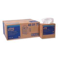 Tork® Heavy-Duty Paper Wiper, 9.25 x 16.25, White, 90 Wipes/Box, 10 Boxes/Carton