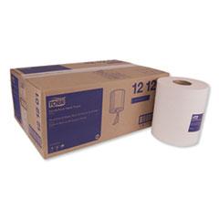 Tork® Advanced Centerfeed Hand Towel, 2-Ply, 9 x 11.8, White, 600/Roll, 6/Carton