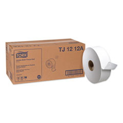 "Tork® Universal Jumbo Bath Tissue, Septic Safe, 1-Ply, White, 3.48"" x 4,000 ft, 6/Carton"
