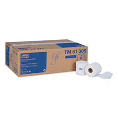 Tork® Advanced Bath Tissue, Septic Safe, 2-Ply, White, 500 Sheets/Roll, 48 Rolls/Carton
