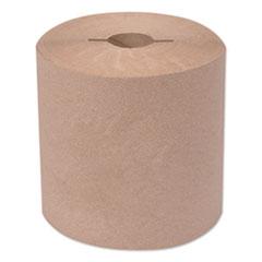 "Tork® Universal Hand Towel Roll, Notched, 7.5"" x 800 ft, Natural, 6 Rolls/Carton"