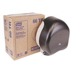 Tork® Jumbo Bath Tissue Dispenser, 10.63 x 5.75 x 12, Smoke