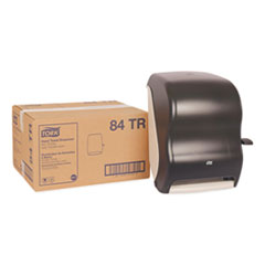 Tork® Hand Towel Roll Dispenser, 12.94 x 9.25 x 15.5, Smoke
