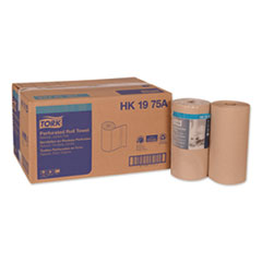 Tork® Universal Perforated Towel Roll, 2-Ply, 11 x 9, Natural, 210/Roll,12 Rolls/Carton