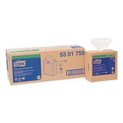 Tork® Heavy-Duty Cleaning Cloth, 8.46 x 16.13, White, 80/Box, 5 Boxes/Carton