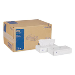 Tork® Advanced Facial Tissue, 2-Ply, White, Flat Box, 100 Sheets/Box, 30 Boxes/Carton