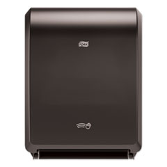 "Tork® Electronic Hand Towel Roll Dispenser, 7.5"" Roll, 12.32 x 9.32 x 15.95, Black"