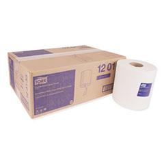 Tork® Advanced Centerfeed Hand Towel, 1-Ply, 8.25 x 11.8, White, 1000/Roll, 6/Carton