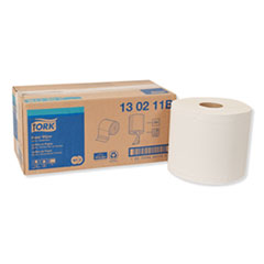 Tork® Paper Wiper, Centerfeed, 2-Ply, 9 x 13, White, 800/Roll, 2 Rolls/Carton