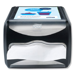 Tork® Xpressnap Counter Napkin Dispenser, 7.5 x 12.1 x 5.7, Black
