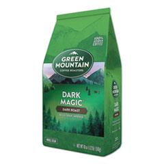 Green Mountain Coffee® Dark Magic® Whole Bean Coffee, 18 oz Bag, 6/Carton