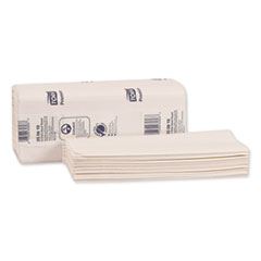 Tork® Premium C-Fold Hand Towel, 10.13 x 12.75, White, 125/Pack, 16 Packs/Carton