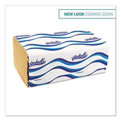 Windsoft® Singlefold Towels, 1 Ply, 9.5 x 9., Natural, 250/Pack, 16 Packs/Carton