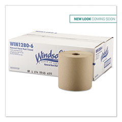 Windsoft® Natural Hardwound Towels
