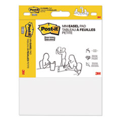 Post-it® Easel Pads Super Sticky Self Stick Easel Pads, 15 x 18, White, 20 Sheets/Pad, 2 Pads/Pack